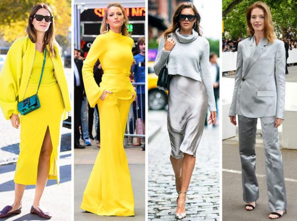 Какие цвета модно носить в 2021 году?